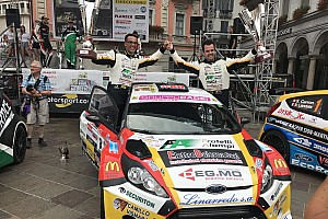 Rallye suisse Interview Gilardoni :
