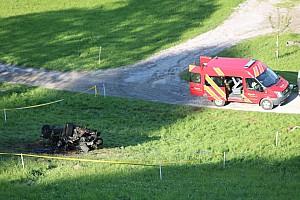 Hemberg: inchiesta FIA sull'incidente di Richard Hammond