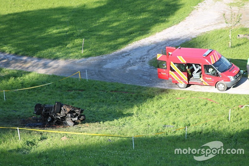 fia requests data over hammond hillclimb crash. Black Bedroom Furniture Sets. Home Design Ideas