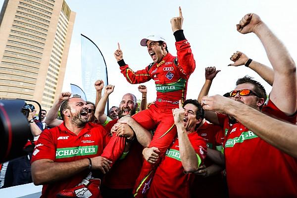 Di Grassi se proclamó campeón; Vergne ganó la carrera
