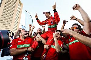 フォーミュラE レースレポート 【FE】モントリオール・レース2:ディ・グラッシ3年目で初の王座獲得
