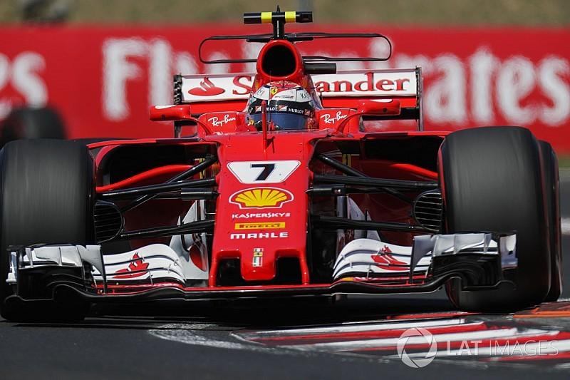 """Räikkönen : """"J'ai la vitesse, donc je ne suis pas inquiet"""""""