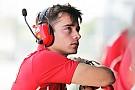 F1 Leclerc no siente presión por la Fórmula 1