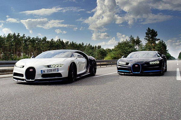 Automotive Breaking news Best Way To Film A Bugatti Chiron Do 249 MPH? Another Chiron