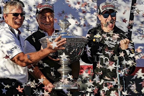 IndyCar Captain's Corner: Interview with IndyCar champion Josef Newgarden