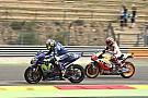 Marquez kopman in derde Aragon-training, Rossi naar Kwalificatie 2