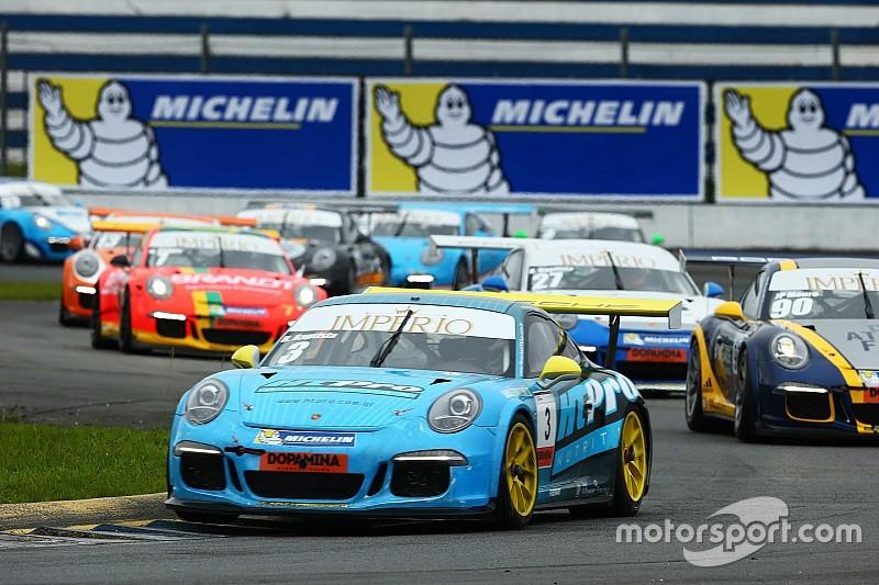 La Porsche GT3 Cup, lista para presentarse en Buenos Aires