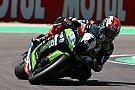 World Superbike WorldSBK Inggris: Meski terjatuh, Rea pimpin FP1