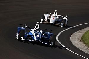 Chilton aan kop tijdens voorlaatste training Indy 500, Alonso productief