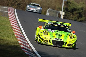 VLN Qualifyingbericht VLN-Auftakt 2017: Pole-Position für Porsche auf der Nordschleife