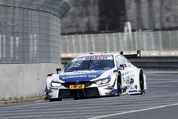 Martin beffa Rast e coglie la pole per Gara 1 al Norisring
