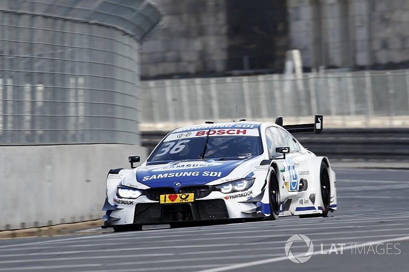 Maxime Martin se hace con la pole position en Norisring