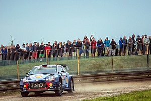 WRC Leg report Poland WRC: Neuville and Tanak locked in thrilling lead battle