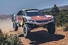 Fotogallery: la Peugeot 3008 DKR Maxi per la Dakar 2018
