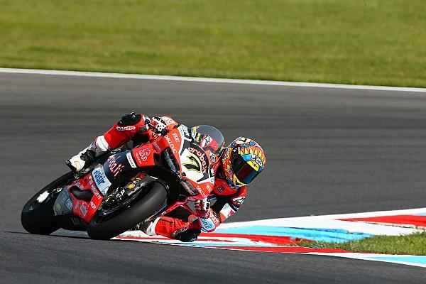 Lausitz WSBK: Davies defeats Kawasaki duo in Race 1