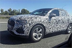 Automotive News Spyshots: Der neue Audi Q3 für 2018