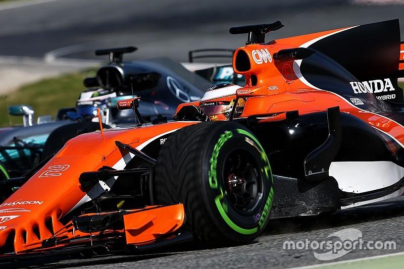McLaren, Mercedes motoruna dönebilir!