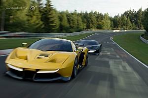 Sim racing BRÉKING Jönnek az információmorzsák a Gran Turismo Sportról