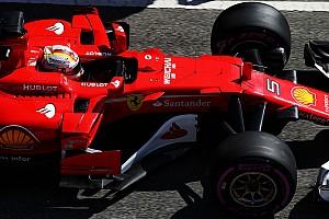 Formule 1 Résumé d'essais Barcelone, J7 - Ferrari vivace ; Mercedes avec sérénité