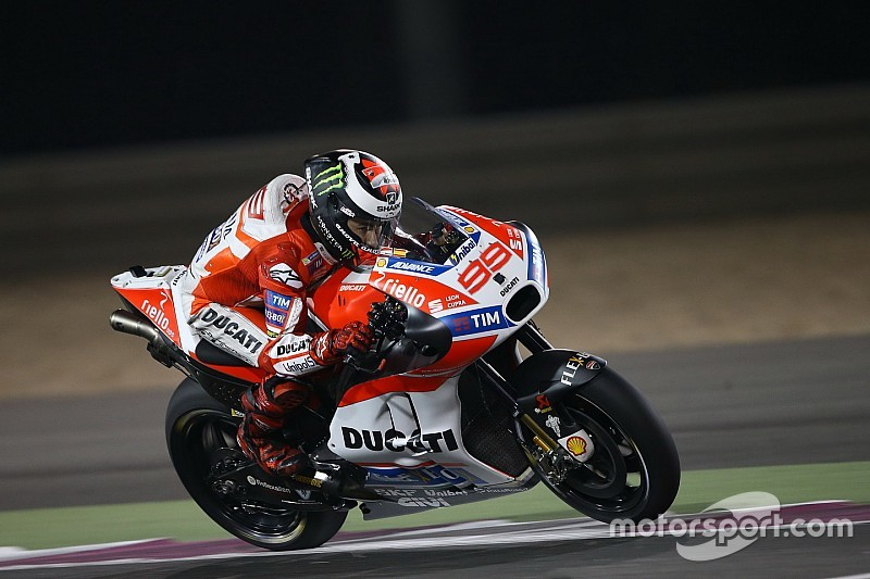 Лоренсо не прошел в финал квалификации Гран При Катара