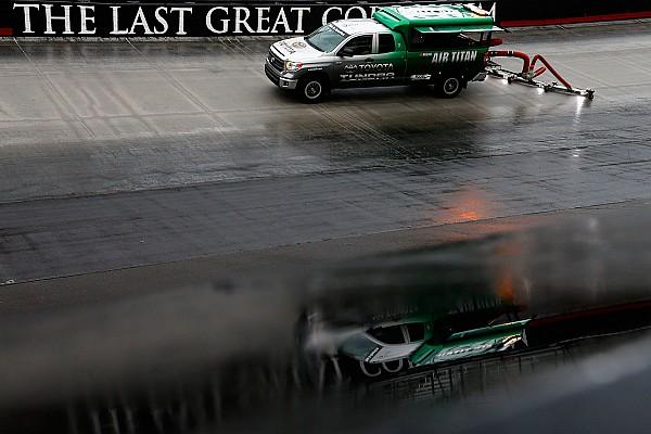 NASCAR Cup Dauerregen in Bristol: NASCAR-Rennen auf Montag verschoben
