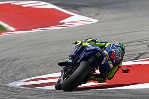 MotoGP Son dakika Rossi, Austin'deki sezonun en iyi cumasının ardından umutlu