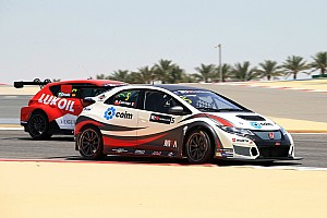 TCR Race report Roberto Colciago wins from Valente and Vernay