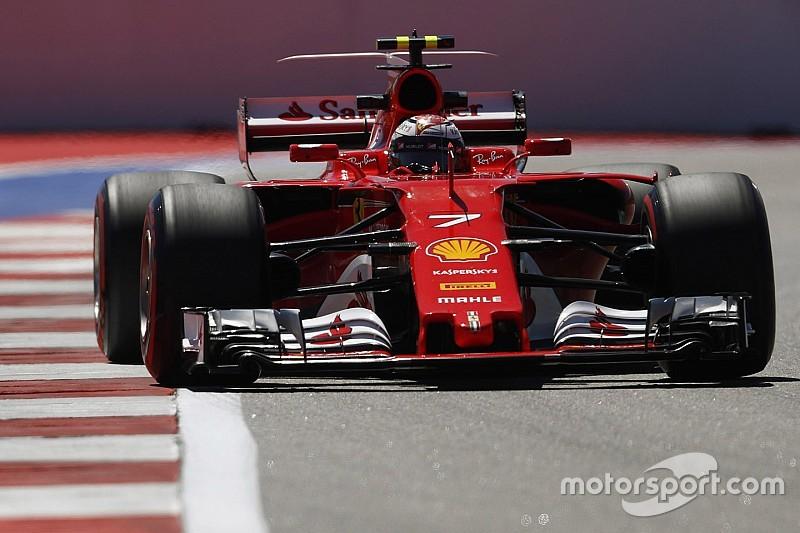 【F1】ロシアGP FP1速報:ライコネンがトップ。メルセデスが2-3番手