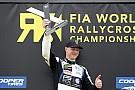 World Rallycross Kristoffersson vainqueur, Timmy Hansen près de l'exploit