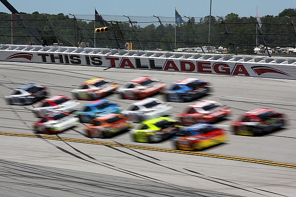 NASCAR playoffs face potential shakeup with Talladega 'wild card'