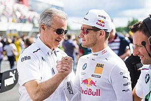 DTM Interview 40 Jahre BMW-Junioren: