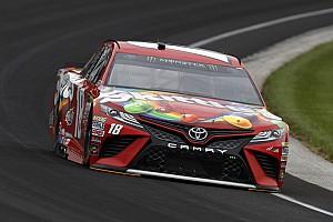 NASCAR Cup News NASCAR in Indianapolis: Pole-Position für Kyle Busch beim Brickyard 400