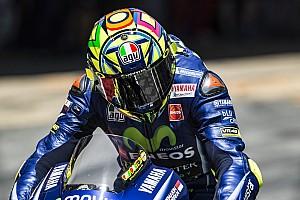 MotoGP Новость Росси остался доволен новым шасси Yamaha