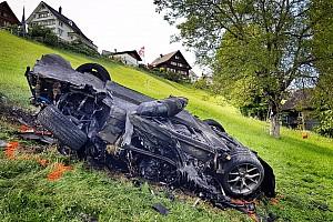 Автомобили Новость Ричард Хаммонд попал в серьезную аварию на съемках The Grand Tour