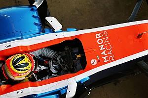 Retro: Rio Haryanto tes mobil F1 2016, Indonesia jadi sorotan dunia