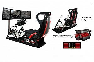 Ortombo Next Level Racing'in Türkiye distribütörü oldu