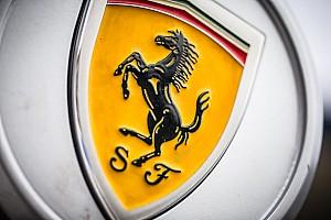 Первые фотографии новой Ferrari попали в Cеть до презентации