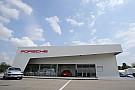 Svetta nel paddock di Monza la nuova hospitality Porsche