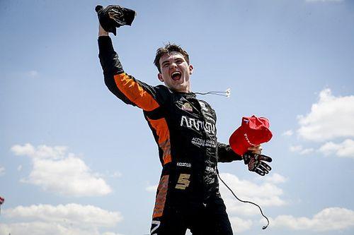 O'Ward na czele IndyCar Series
