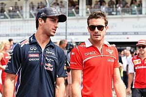 Ricciardo: Meninggalnya Bianchi mempengaruhi saya