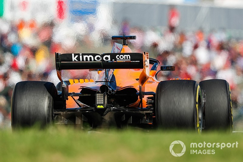 McLaren conservative again in US GP tyre picks