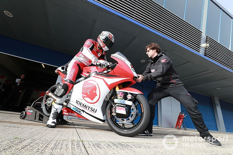 Dimas Ekky lakukan tes gabungan di Jerez