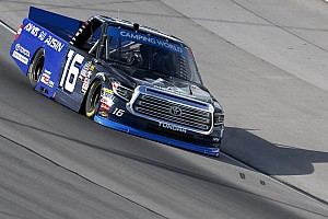 Brett Moffitt ist NASCAR Truck-Champion 2018