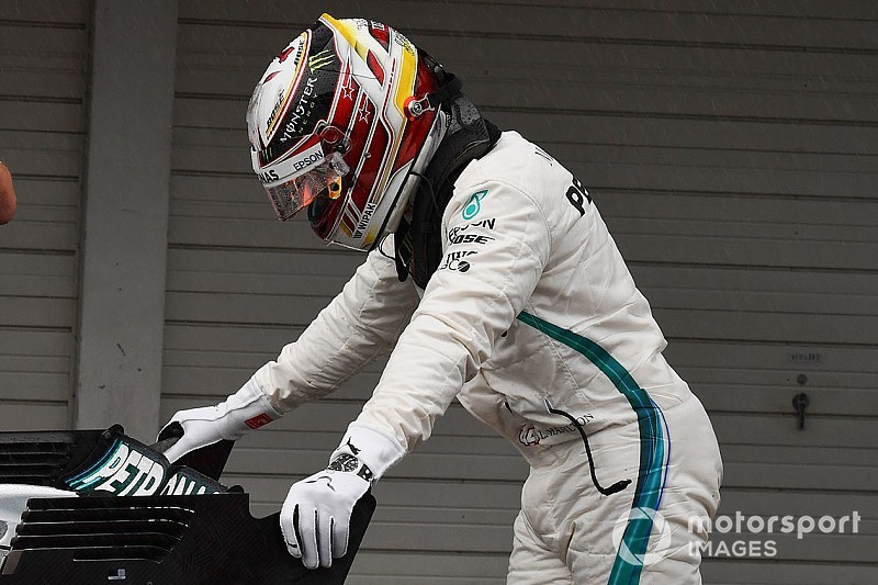 Japanese GP: Starting grid in pictures