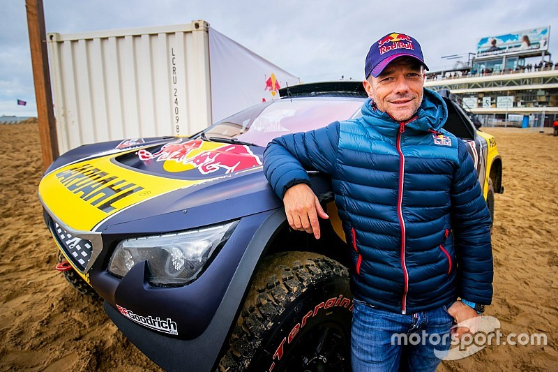 Loeb will approach Dakar 2019 with
