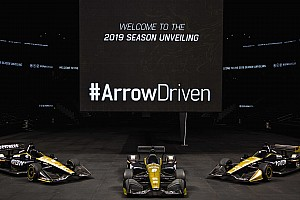 Schmidt: Arrow deal allows SPM to create IndyCar 'Big Four'
