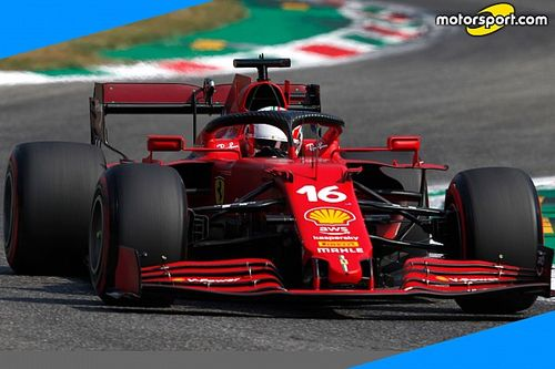 Ferrari: ecco le differenze tra SF1000 ed SF21