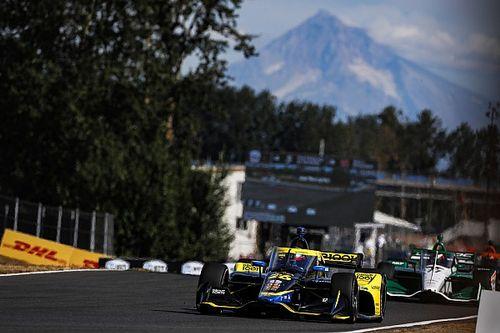 Herta z pole position do Grand Prix of Monterey