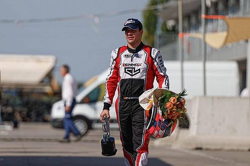 Pedro Hiltbrand se proclama subcampeón de Europa de karting