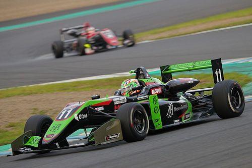 Le Français Sacha Fenestraz sacré Champion de F3 Japon